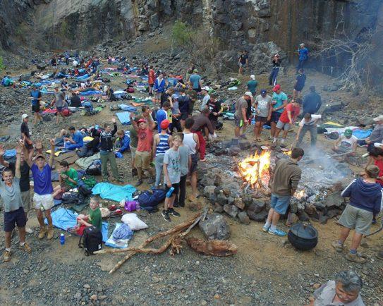 Zwartkloof-campsite-campfire